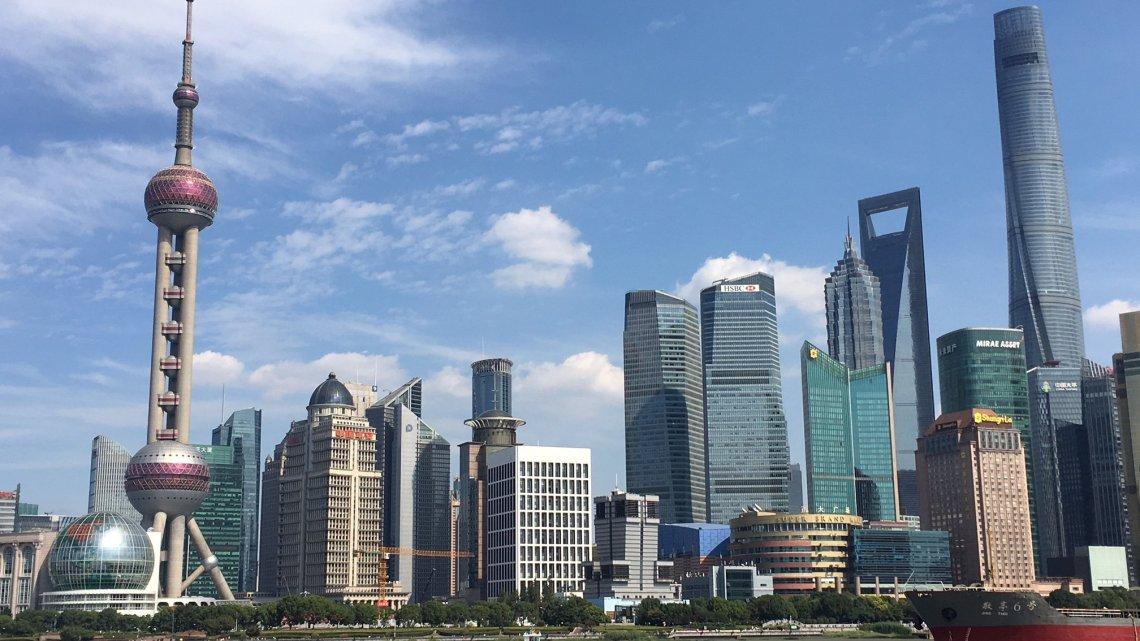 Asia on the cheap: Shanghai edition