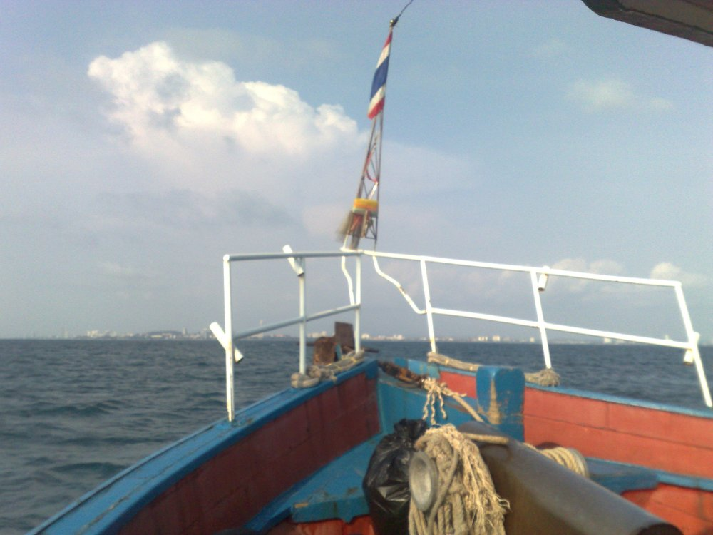 Fishing the Gulf of Thailand, part 1 (1/6)