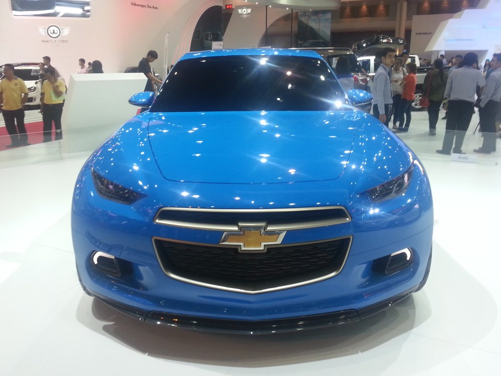 Bangkok Motor Show 2013 (4/6)