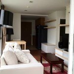 Treasure Silom – condo for rent near Surasak BTS