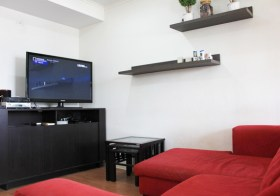 Lumpini Ville Cultural center – 1 bedroom condo for rent