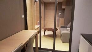 Klass Silom - 1 bedroom condo for rent in Silom Bangkok