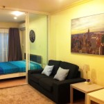 Grand Park View Asoke – 1BR condo for rent in Sukhumvit, 25K