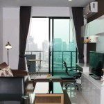 Supalai Premier@Asoke – 1BR apartment for rent in Asoke, 26K