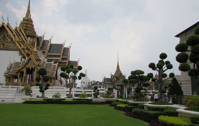 The Grand Palace Temple