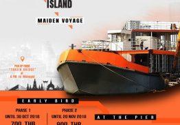 Bangkok Island : First cruise