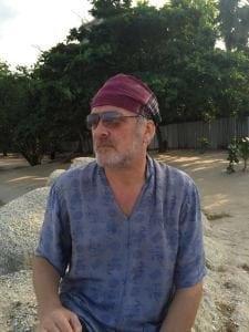 Albert Jack in Hanoi