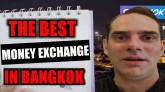 The best money exchange rates in Bangkok