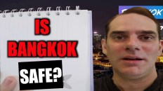 Is Bangkok Safe?