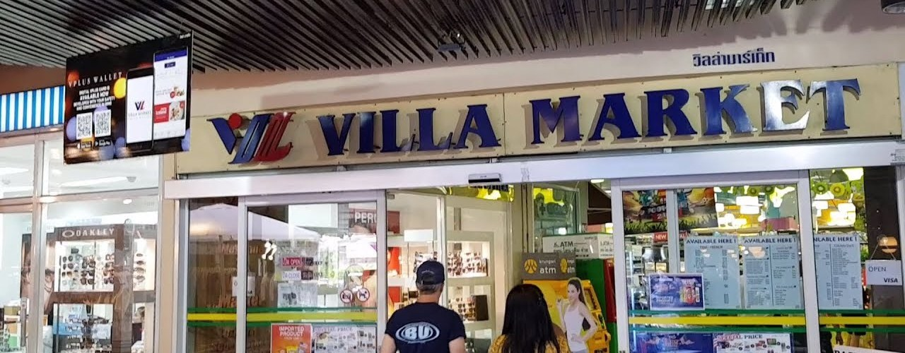 Villa Market Bangkok: The best place to do all your imported