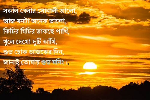Romantic Good Morning Sms For Girlfriend In Bengali All About Hockey