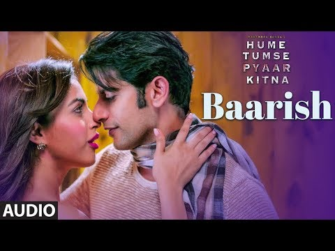 Baaris-Full-Song-Lyrics-Jubin-Nautiyal-Hume-Tumse-Pyaar-Kitna
