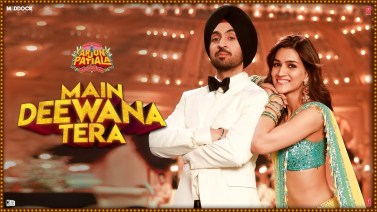 Main Deewana Tera Full Song Lyrics - Arjun Patiala - Guru Randhawa