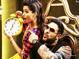 Abhi-Toh-Party-Shuru-Hui-Hai-full-Lyrics-Khoobsurat‬-Badshah