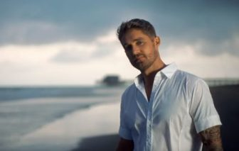 Here Tonight Full Song Lyrics - Brett Young