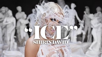 ICE Full Song Lyrics By Shirin David - SUPERSIZE