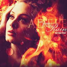 Set Fire To The Rain Remix Full Song Lyrics By Adele
