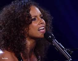 She Don't Really Care Full Song Lyrics - Alicia Keys