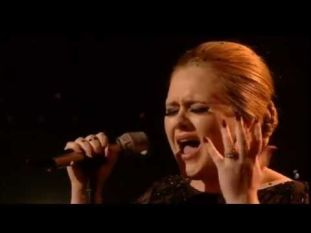 Someone Like You (Live from the BRITs) Full Song Lyrics By Adele