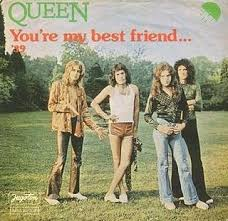 You're My Best Friend Full Song Lyrics - A Night at the Opera - Queen