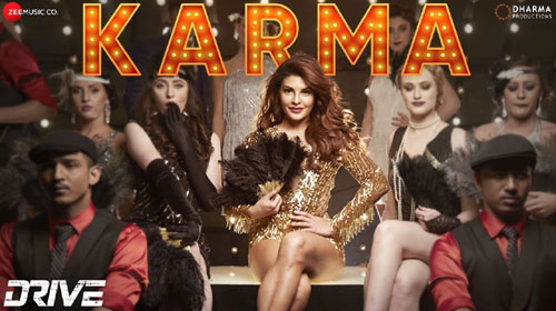 Karma-Full-Song-Lyrics-Drive-Sukriti-Kakar