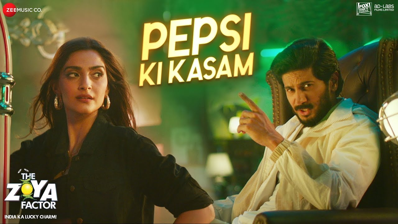 Pepsi-Ki-Kasam-Full-Song-Lyrics-The-Zoya-Factor