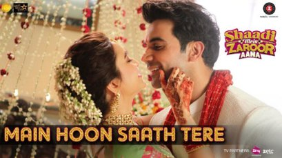 Main Hoon Saath Tere Full Lyrics Song - Arijit Singh