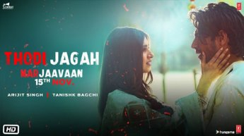 THODI JAGAH Full LYRICS Song - Marjaavaan