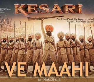 VE MAAHI Full LYRICS Song – Kesari - Arijit singh