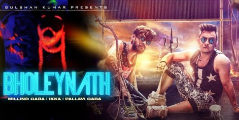 Bholeynath Lyrics Song - Millind Gaba