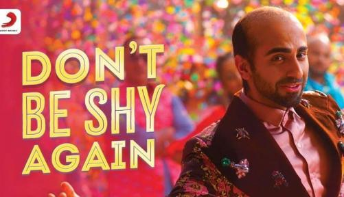 DON'T BE SHY Full LYRICS Song - Bala