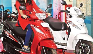 Motorcycle price increasing
