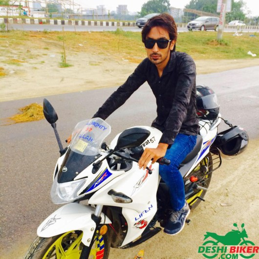 Lifan KPR 150 Rider