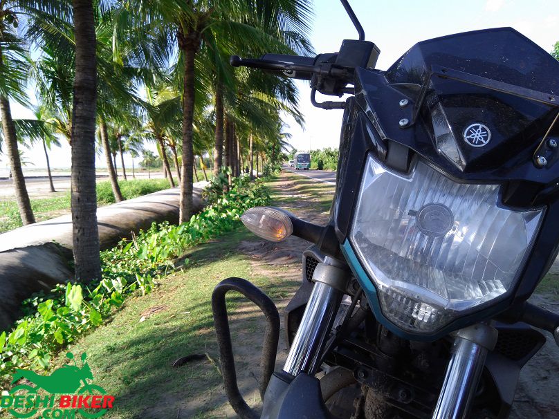 Yamaha FZs Fi V2 Headlight