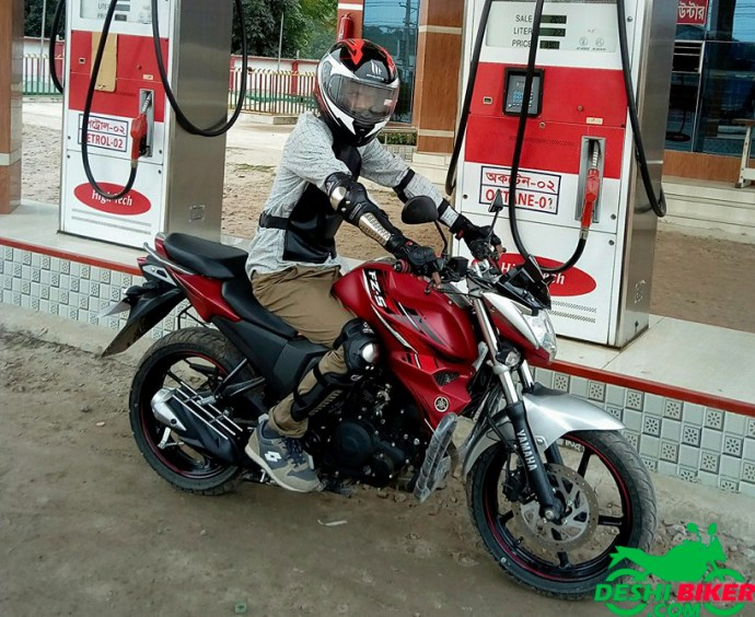Yamaha FZs V2 Fi Owner review