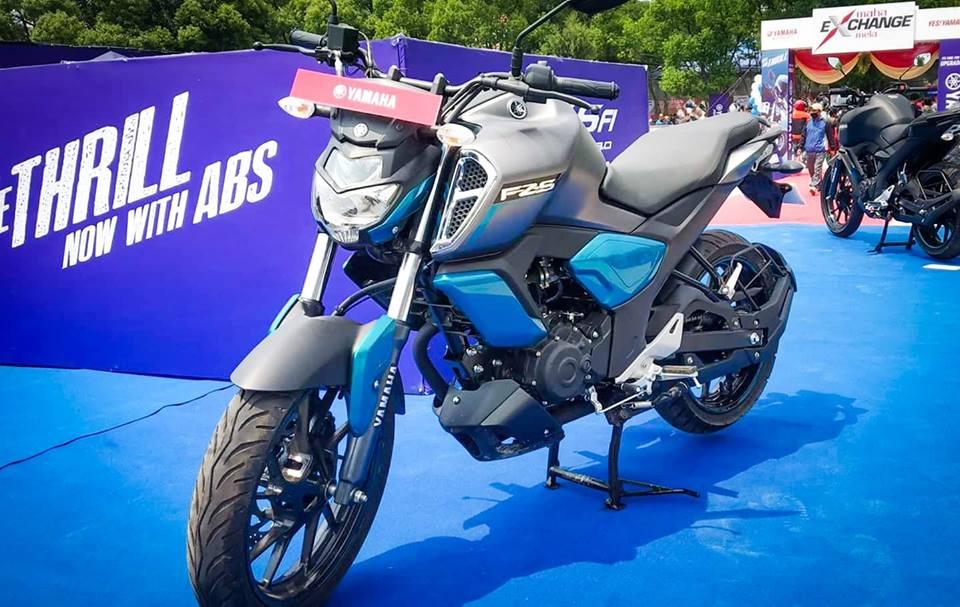 Yamaha FZs V3