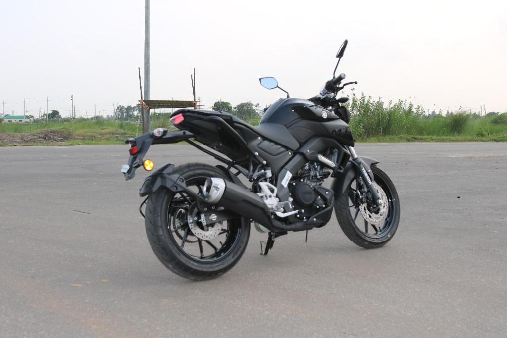 Yamaha MT 15 Indian Version