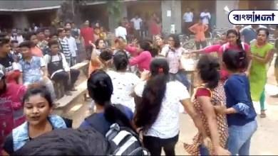 Photo of ফের উত্তপ্ত নদীয়ার নবদ্বীপ বিদ্যাসাগর কলেজ
