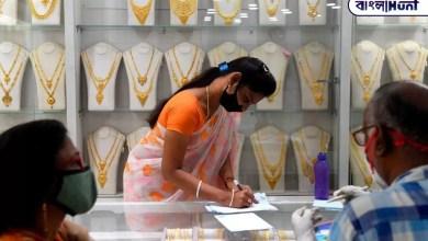 Photo of আকাশ ছোঁয়া সোনার দামের মাঝে জেনে নিন কোথায় কেমন চলছে আজকের দাম