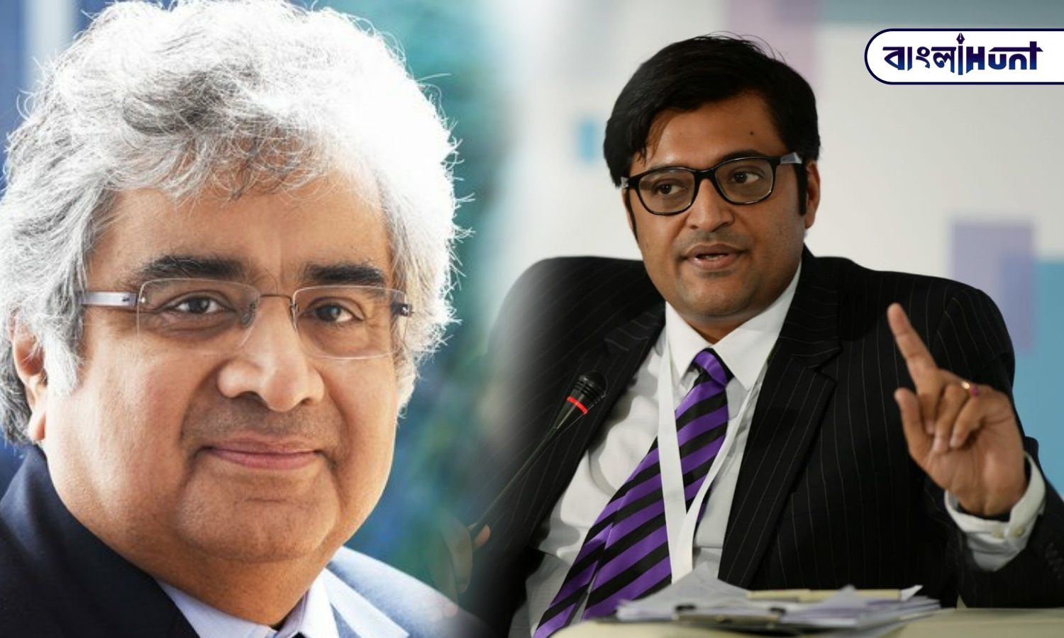 Lawyer Harish Salve did not take even 1 taka for my case, Arnab Goswami expressed gratitude on live show