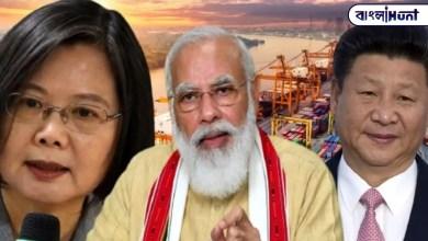 Photo of মুখ পুড়ল চীনের, শীঘ্রই তাইওয়ানের সাথে ট্রেড বার্তা শুরু করবে ভারত