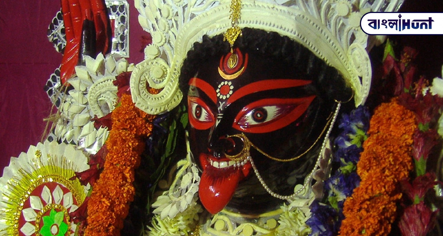 Find out the Kali Puja mantra on the date of Kali Pujo