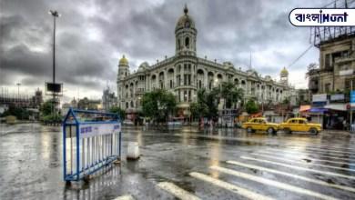 Photo of আগামী ২৪ ঘন্টায় বৃষ্টি কলকাতায়, জানাল আলিপুর আবহাওয়া দপ্তর