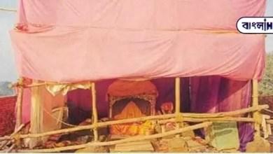 Photo of ফাইবারের অস্থায়ী মন্দিরে বিরাজ করবেন রামলালা, শিফট করার প্রস্তুতি শুরু