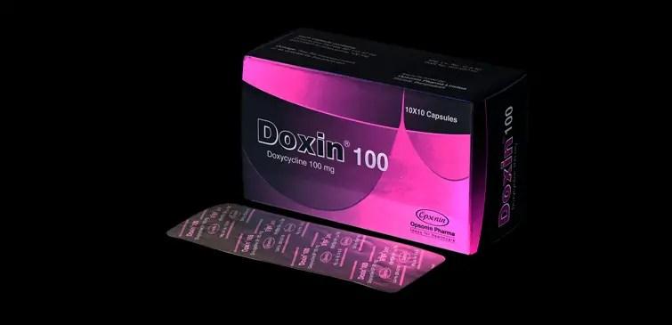 You are currently viewing ডক্সিন ১০০ এর দাম, কাজ, খাওয়ার নিয়ম – Doxin 100
