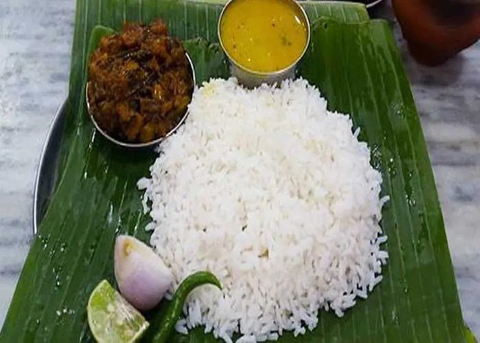 Rice In Bengali Literature