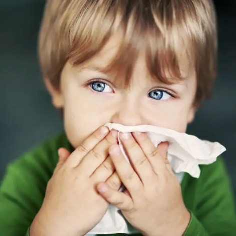 kid's cough and cold
