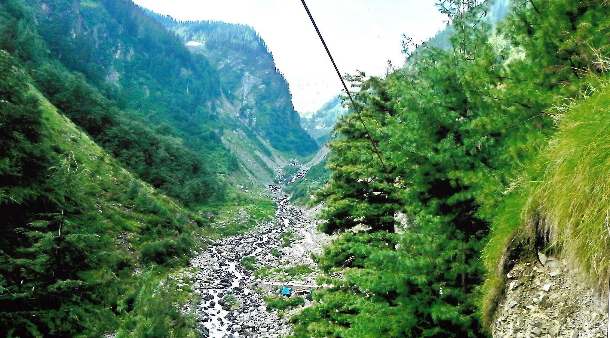 chamba kailash trekking