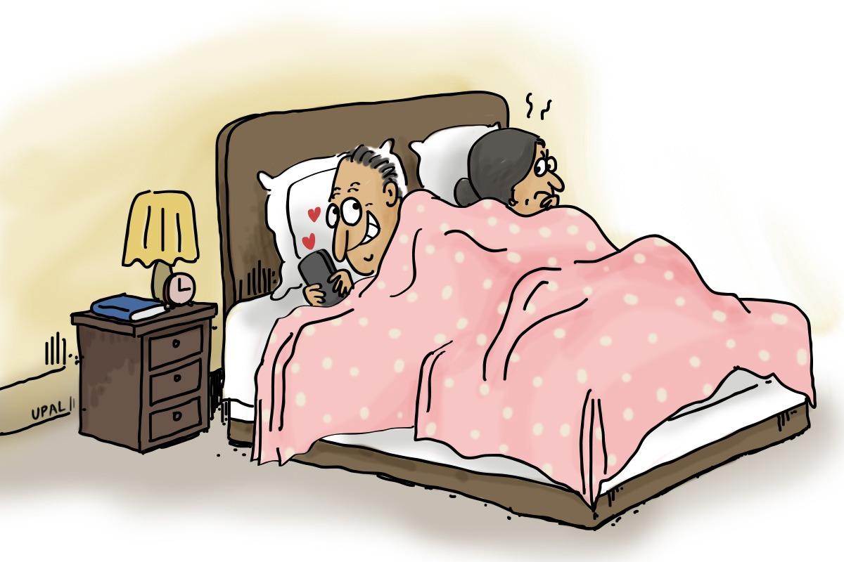 Illustration by Upal Sengupta