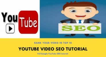 YouTube video seo tutorial